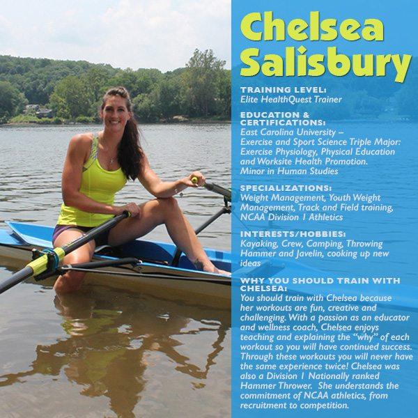 Bio - Chelsea Salisbury