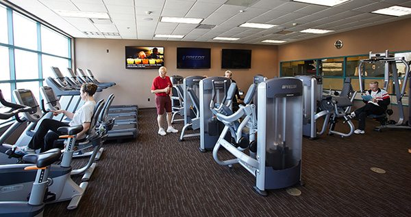 Preva Exercise Room