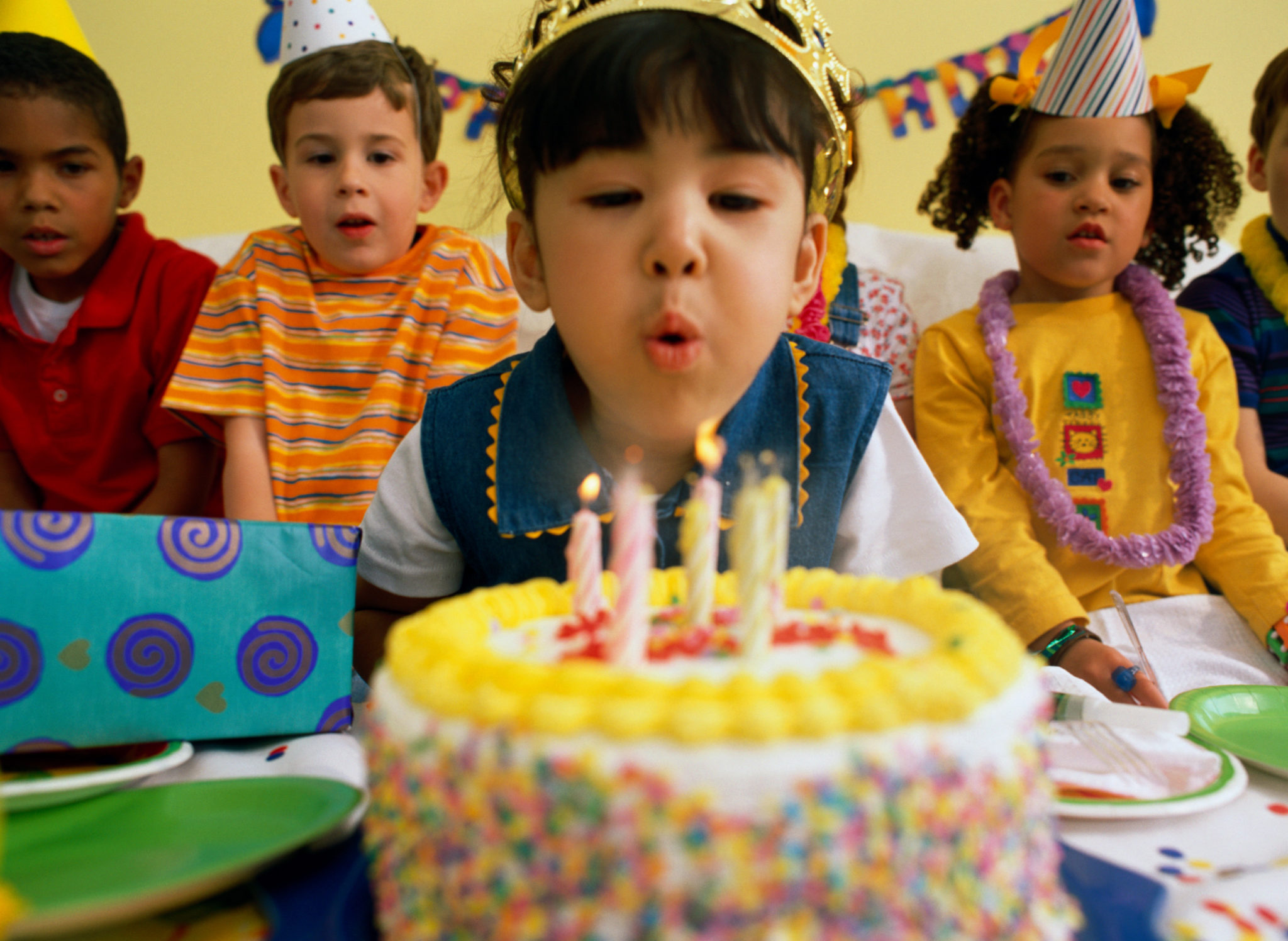 Birthday Parties/Events - HealthQuest Fitness
