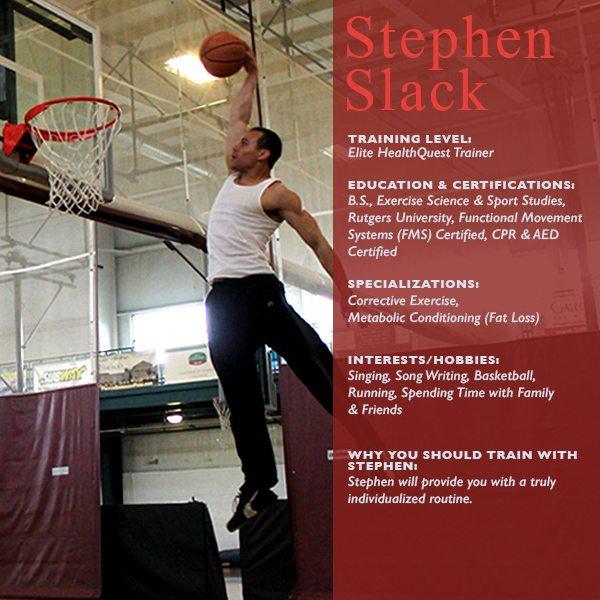 Bio - Stephen Slack