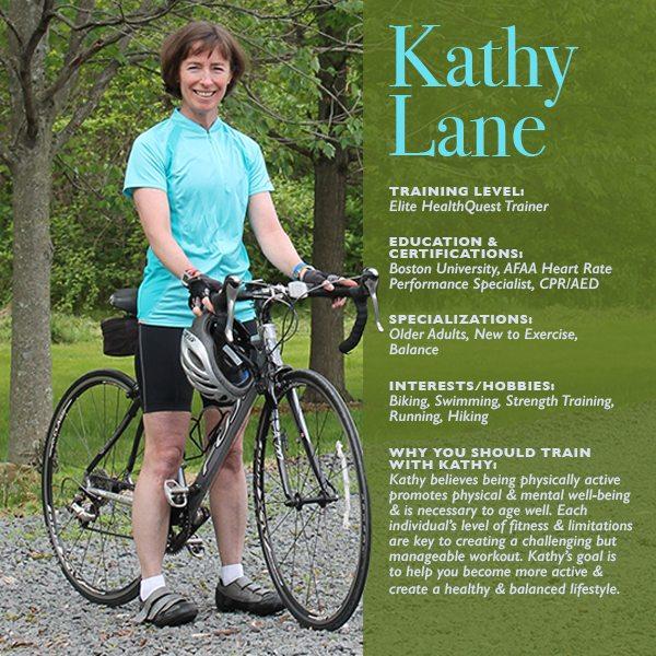 Bio - Kathy Lane