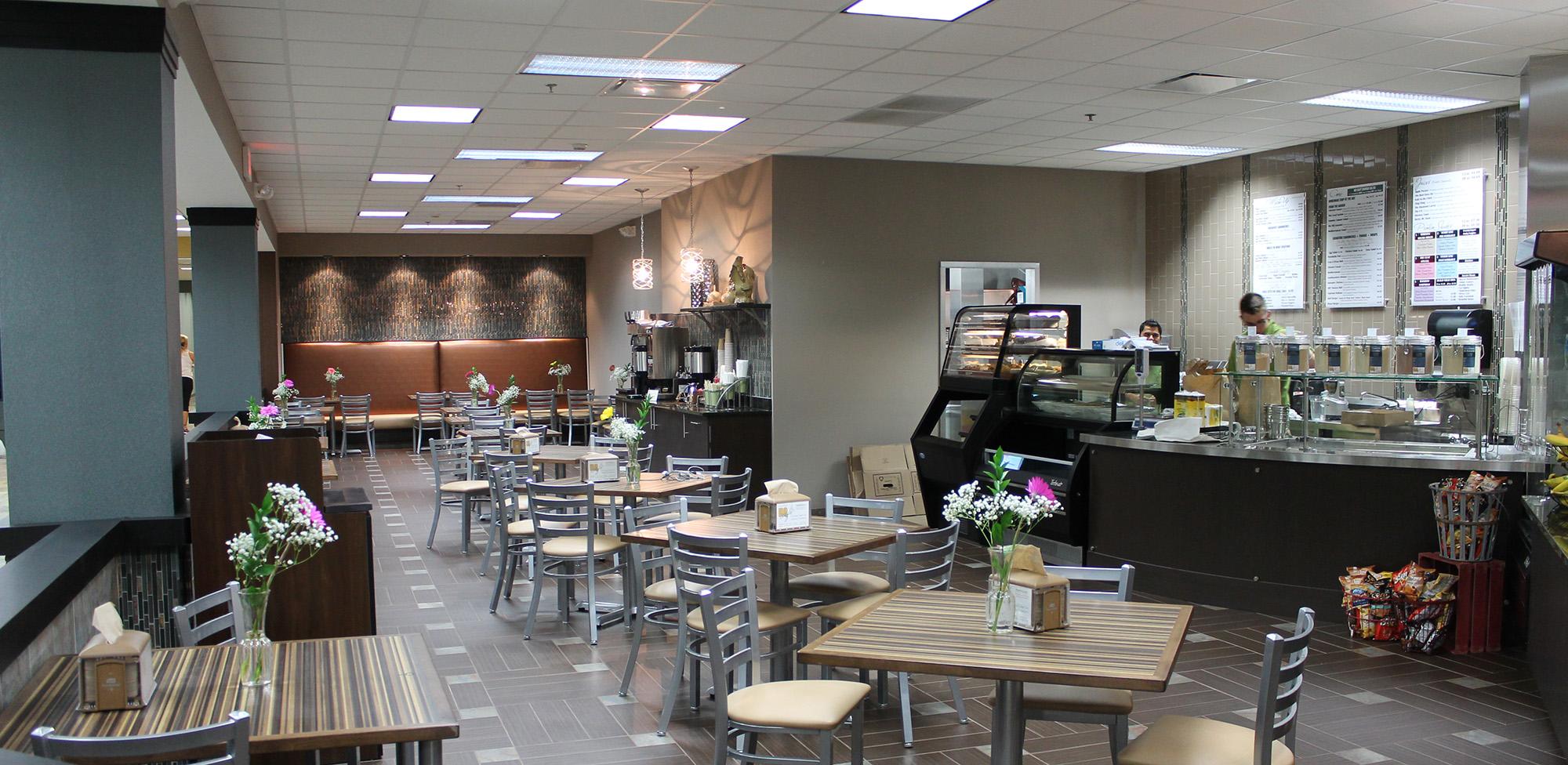 HQ Cafe