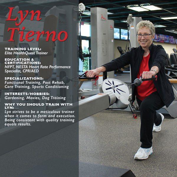 Bio - Lyn Tierno