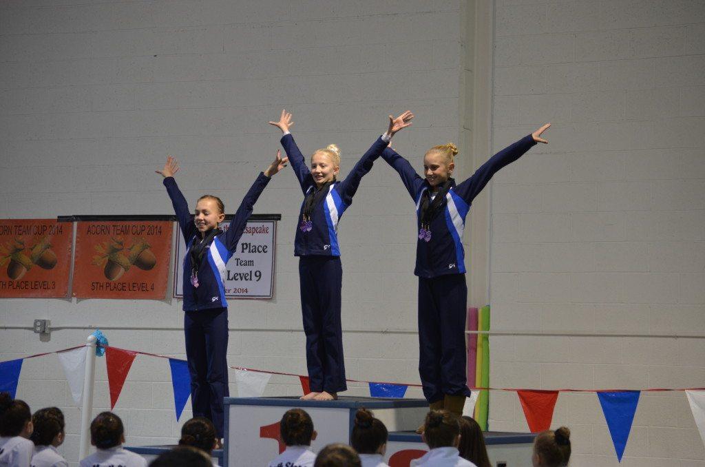 Girls Gymnastics - Garden State Classic 1