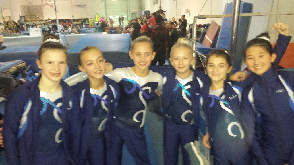 Girls Gymnastics - Garden State Classic 2