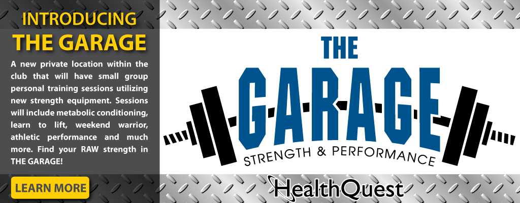 HealthQuest Garage Strength and Performance