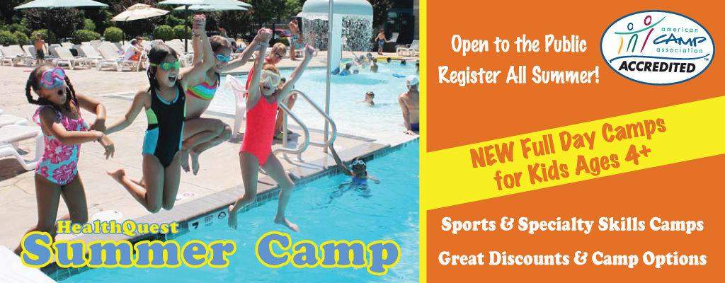 HealthQuest Summer Camp