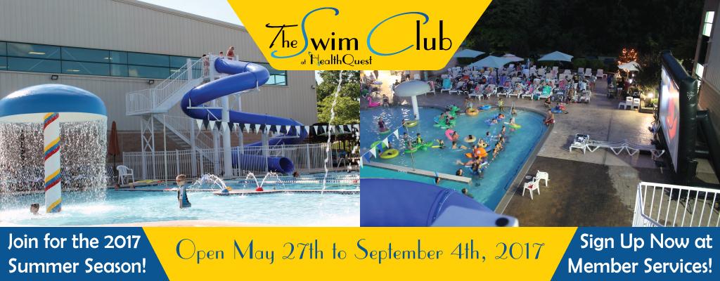 HealthQuest Swim Club
