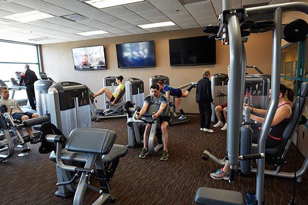 Ready for training- Flemington, NJ- HealthQuest