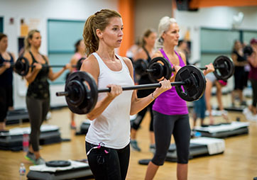 HealthQuest Fitness | Flemington, NJ - Not Just a Gym  A