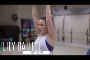 Lily Battell #iamHQFit